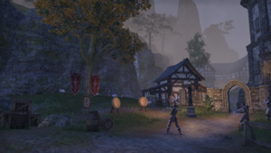 Crosswych Fighters Guild Training