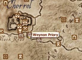 WeynonPrioryMap