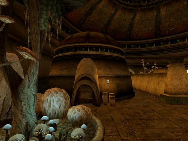 File:Vivec, Telvanni Vaults Exterior Morrowind.png