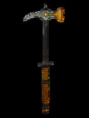 Amber Warhammer