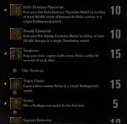 Battlegrounds Achievements - 7