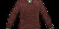 Boy's Red Tunic
