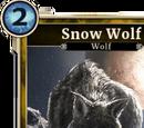 Snow Wolf (Legends)