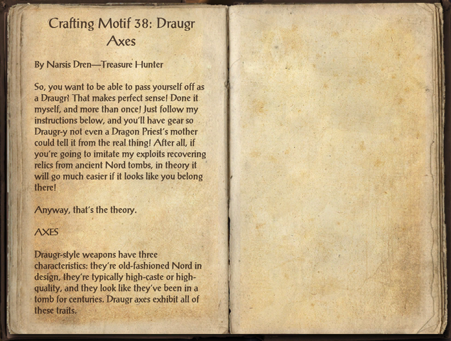 File:Crafting Motifs 38, Draugr Axes.png
