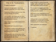 Ode to the Tundrastriders