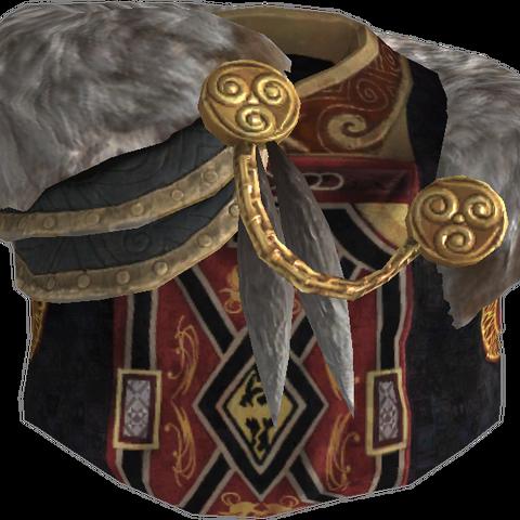 Szata cesarza Titusa Mede II
