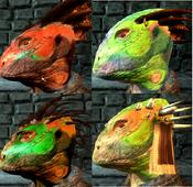 Argonian Spikes