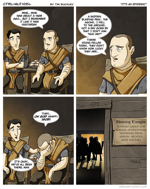 Skyrim Comic Image 2