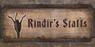 TESIV Sign RindirsStaffs