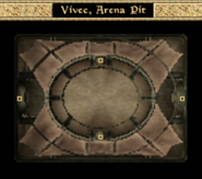 Arena Pit - Interior Map - Morrowind