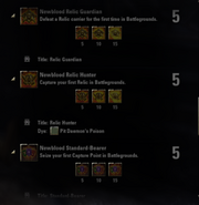 Battlegrounds Achievements - 3