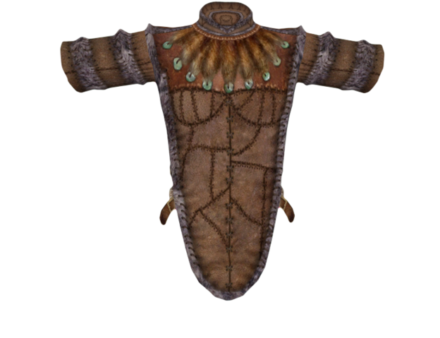 File:Fur Cuirass (Oblivion) Female.png