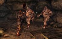 Malacath (Quest) Ogres Fighting