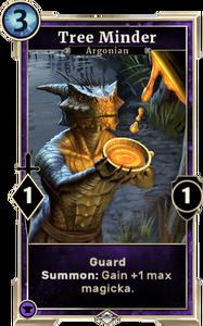 Tree Minder (Legends)