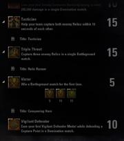 Battlegrounds Achievements - 8
