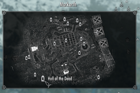 Hall of the dead whiterun markart map