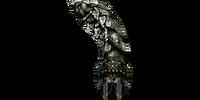 Silver Staff of Chastening