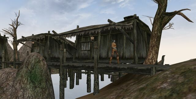 File:TES3 Morrowind - Khuul - Nelmyne Andules's Shack exterior.jpg