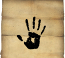 Mysterious Note (Dark Brotherhood)