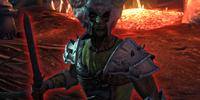 Thek Elf-Stabber