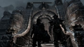 Windhelm front.