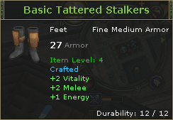 Basic Tattered Stalkers