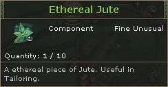 Ethereal Jute
