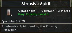 Abrasive Spirit