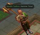 Warden Teathon