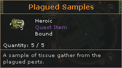 PlaguedSamples
