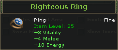 RighteousRing