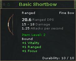 Basic Shortbow