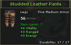 StuddedLeatherPants