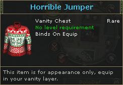 Horrible Jumper