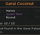 Garai Coconut