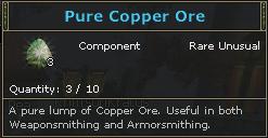 Pure Copper Ore-0