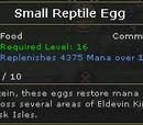 Small Reptile Egg