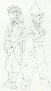 Dawn and Helios