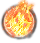 Race fire icon