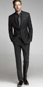 Dustin's Suit