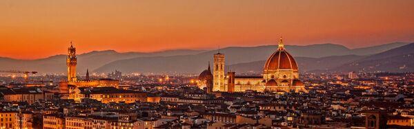 Italy florence firenze la cattedrale di santa maria del fiore 87006 3840x1200