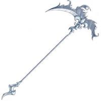 White scythe