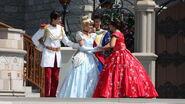 Elena Disney Magic Kingdom 3