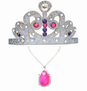 Sofia The First Tiara And Pink Amulet