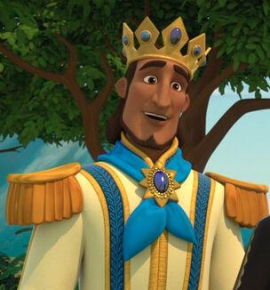 King Juan Ramon