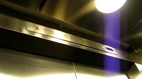 OTIS High Speed Traction Lift Elevator 5 奧的斯高速機器帶動式升降機5