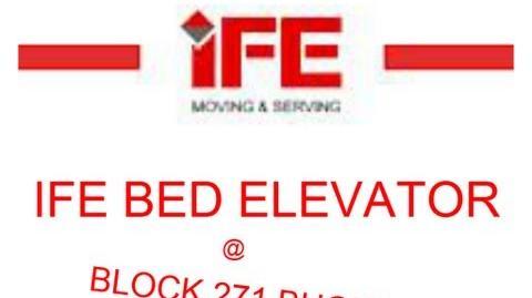 Block 271 Bugis-IFE BED elevator
