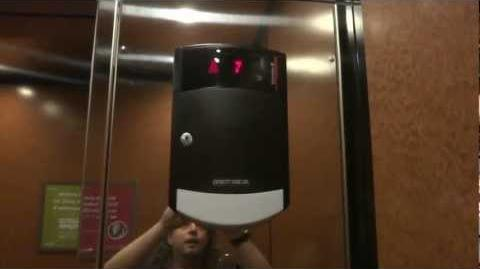 Worcester Schindler 400A Elevator @ Hilton Garden Inn Suites
