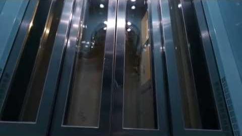 Merry Christmas 2014! Brand New KONE Monospace 500 MRL traction elevator!