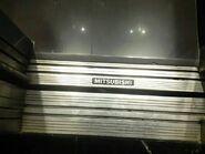 Old Mitsubishi doorsill JKT ID